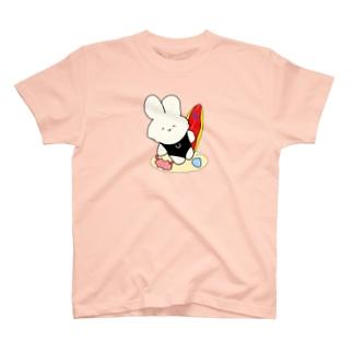 うさばらし♡サーフィン T-shirts