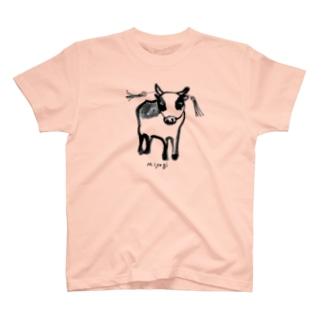 sucre usagi (スークレウサギ)のご当地Tシャツ宮城編 T-shirts