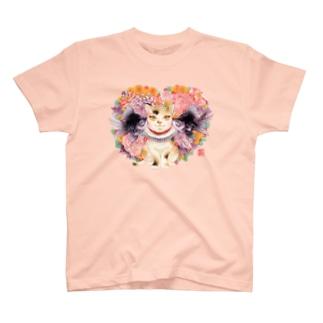 内緒の花祭り T-shirts