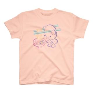 ミミハシ・らぁめん T-shirts