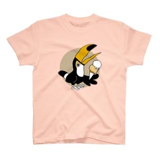 夏のオオハシ T-shirts
