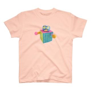 天才ねこ君 T-shirts