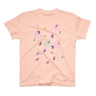 ももとライチのしゅわしゅわ T-Shirt