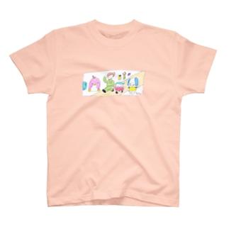 小さい恋 T-shirts