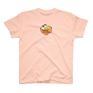 ぎりのおやこどん T-shirts