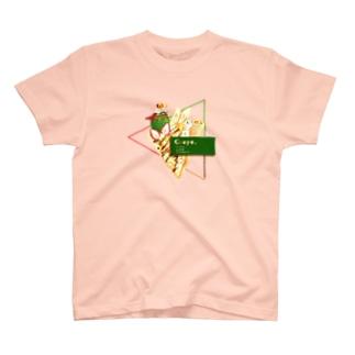 チョコバナナクレープ T-shirts