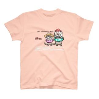 あっち〜ね兄弟の夏  T-shirts