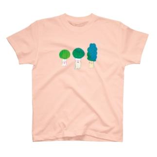 甲斐えるのブタ!ぶた!豚!の木 木 木 B T-shirts