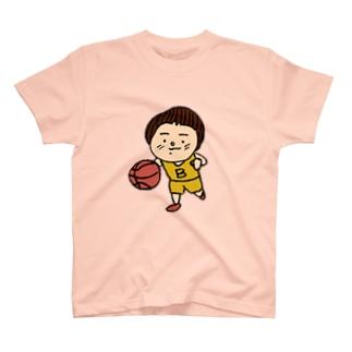 basketball girl T-shirts