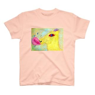 べろりん牛さん T-Shirt