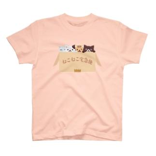 ねこねこ宅急便 T-shirts