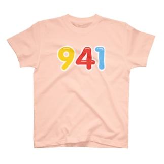 941 pop T-shirts