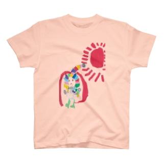 ムスメッシ2号 T-shirts