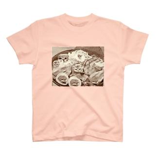 ねこラーメン🍜 T-shirts