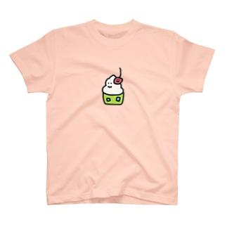 おもちのぼくメロンソーダ T-shirts