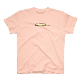 えくすとりーむぱんけーき(からー) T-shirts