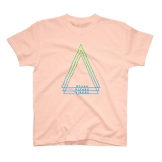 御岳渓谷カラー T-shirts