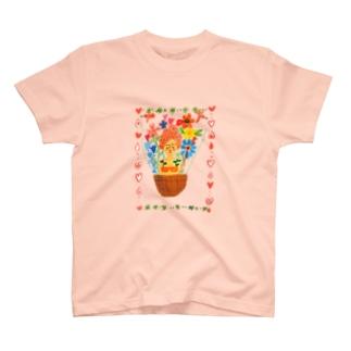 ナツコちゃん T-shirts