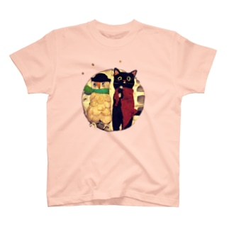 俺たち夜な夜なニャーとホー T-shirts