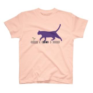 音波Tシャツ T-shirts
