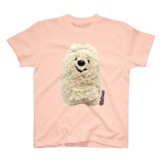 クオッカちゃんTシャツ(おもちちゃん) T-shirts