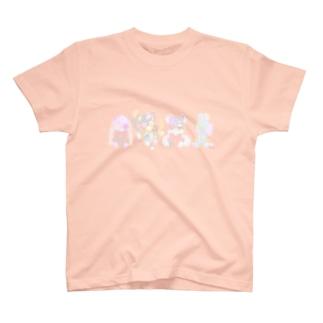 ベビぬいTシャツ T-shirts