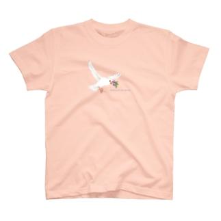 Blueberry Javasparrow T-Shirt