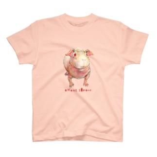 スキニーギニアピッグ T-Shirt