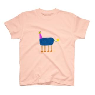 Yui SuzukiのHENTEKO T-shirts