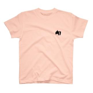 ワンポイントチュゴン T-shirts