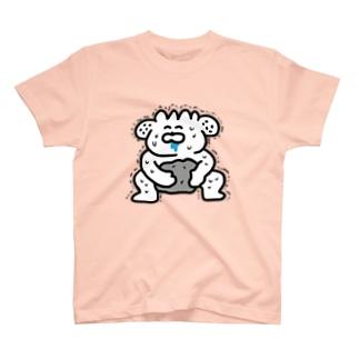 28番商店街の力自慢 T-shirts