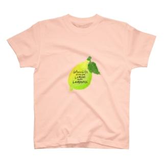 レモネード T-shirts