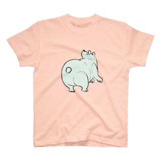 しりまるクマ T-Shirt