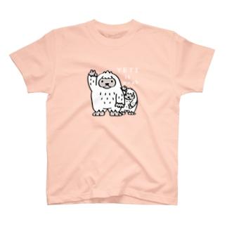 CT94 YETI is yeah*B4000 T-shirts