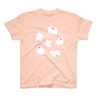リキッド文鳥(•ө•) T-Shirt