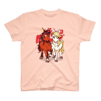 PONY FRIENDS(dark color) T-shirts