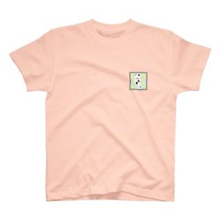 ドットネコ。ハル。 T-shirts