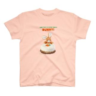 キャロットケーキバニー T-Shirt