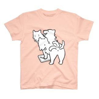 ニューおしりケルベロス T-Shirt