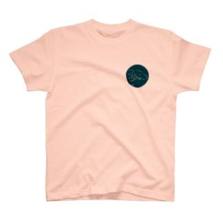 FCR青緑 T-shirts