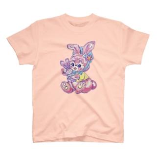 ベビーバニー T-shirts