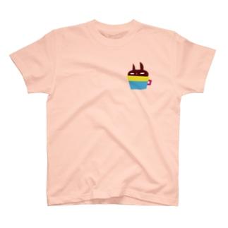 マーモンのかくれんぼ T-shirts