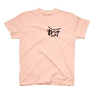 Hachioji_ドラマー T-shirts