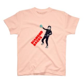 ドッジボール マネージャー T-shirts