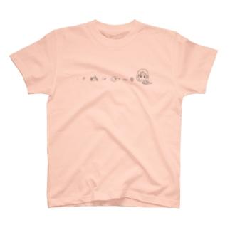佐藤摩弥デザインTシャツB T-shirts