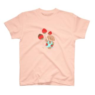 《チョコっと🎈バル〜ン》 T-shirts