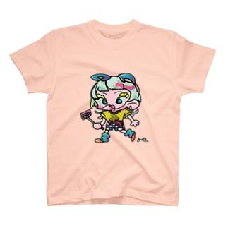 ギンギンくん T-shirts