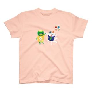 おばけTシャツ<1周年記念> T-shirts