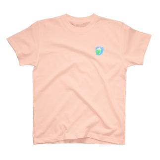 震えるクリームソーダくん T-shirts