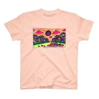 colorfulな景色. T-shirts